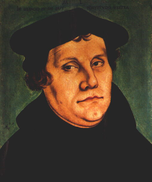 Martin Luther 1483