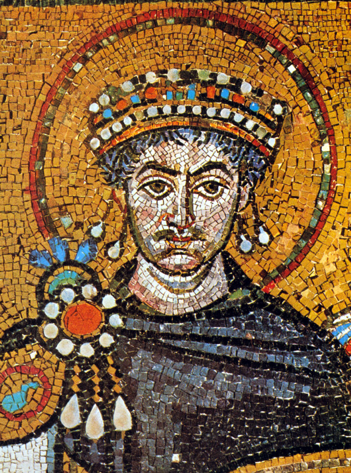 ST. JUSTINIAN, Emperor, the Great