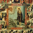 St Mary of Egypt - Russian 17th cent.