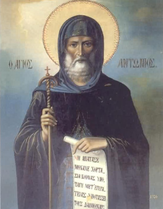 saint anthony christian single men The life of saint antony of the desert by saint of men and retire in the recognized leader of christian hermits nor was st anthony a great.