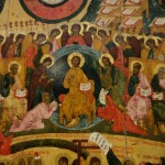 Last Judgment Holy Icon