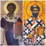 Ss. Cyprian and Augustine